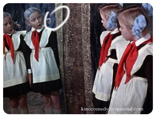 «Королевство кривых зеркал»… киноляпы