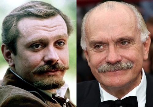 «Неоконченная пьеса...» актёры фильма 40 лет спустя