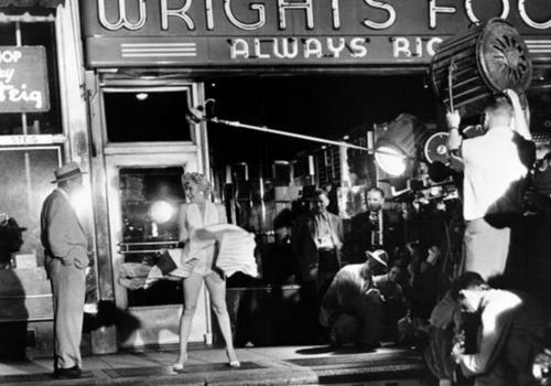 «Зуд седьмого года»… 10 занятных фактов о съёмках фильма