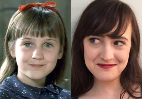«Матильда»... актёры фильма 20 лет спустя