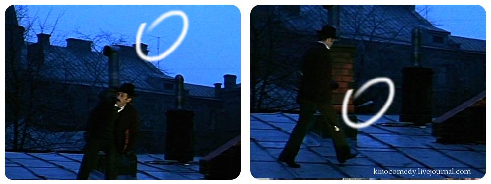 шерлок холмс киноляпы