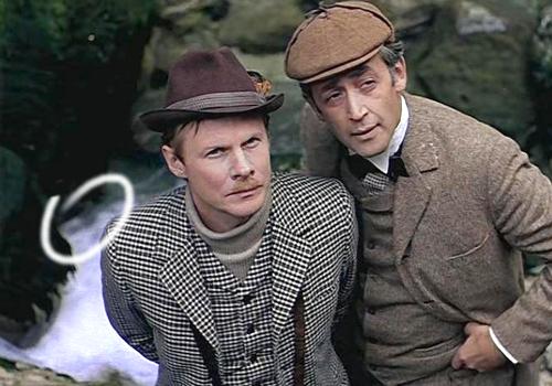 «Охота на тигра» (Шерлок Холмс и доктор Ватсон)… киноляпы
