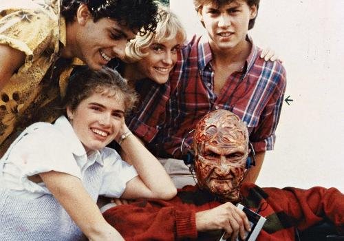 «Кошмар на улице Вязов»... актёры фильма 32 года спустя