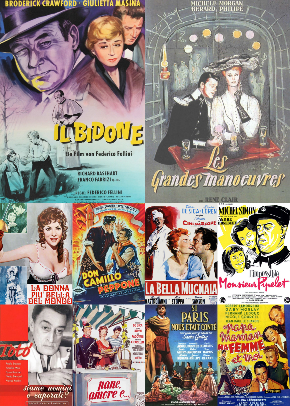Top 11-20 Comedy Movies 1955