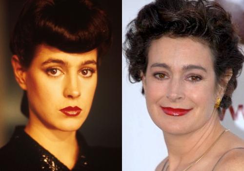 «Бегущий по лезвию»... актёры фильма 34 года спустя