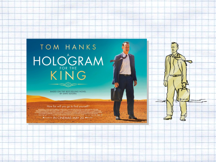 Голограмма для короля / A Hologram for the King