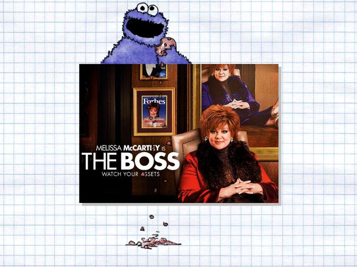 Большой Босс / The Boss