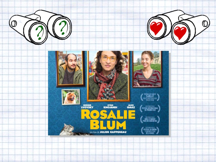 Розали Блюм / Rosalie Blum