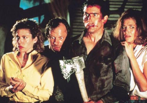 «Зловещие мертвецы»... актёры фильма 35 лет спустя