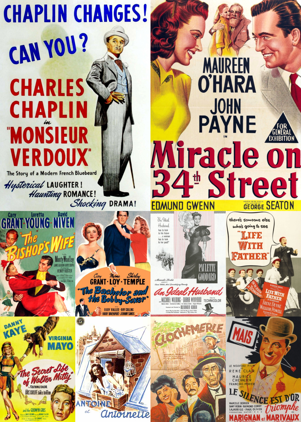 Top 10 Comedy Movies 1947