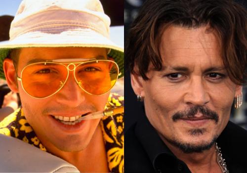 Страх и ненависть в Лас-Вегасе... актёры фильма 20 лет спустя
