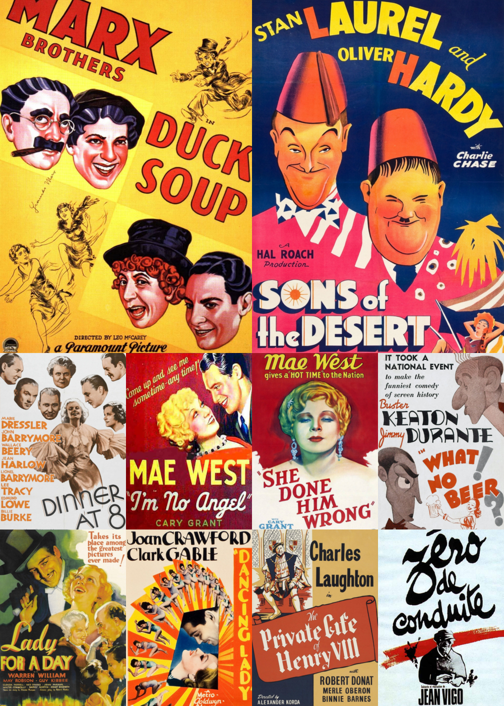 Top-10-Comedy-Movies-1933