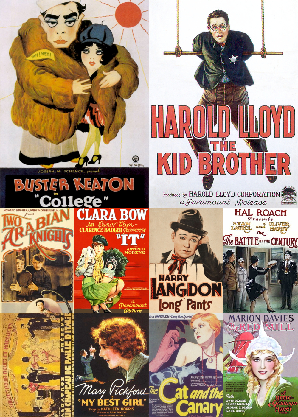 Top 10 Comedy Movies 1927