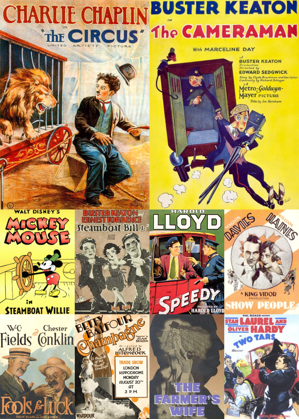 Top 10 Comedy Movies 1928