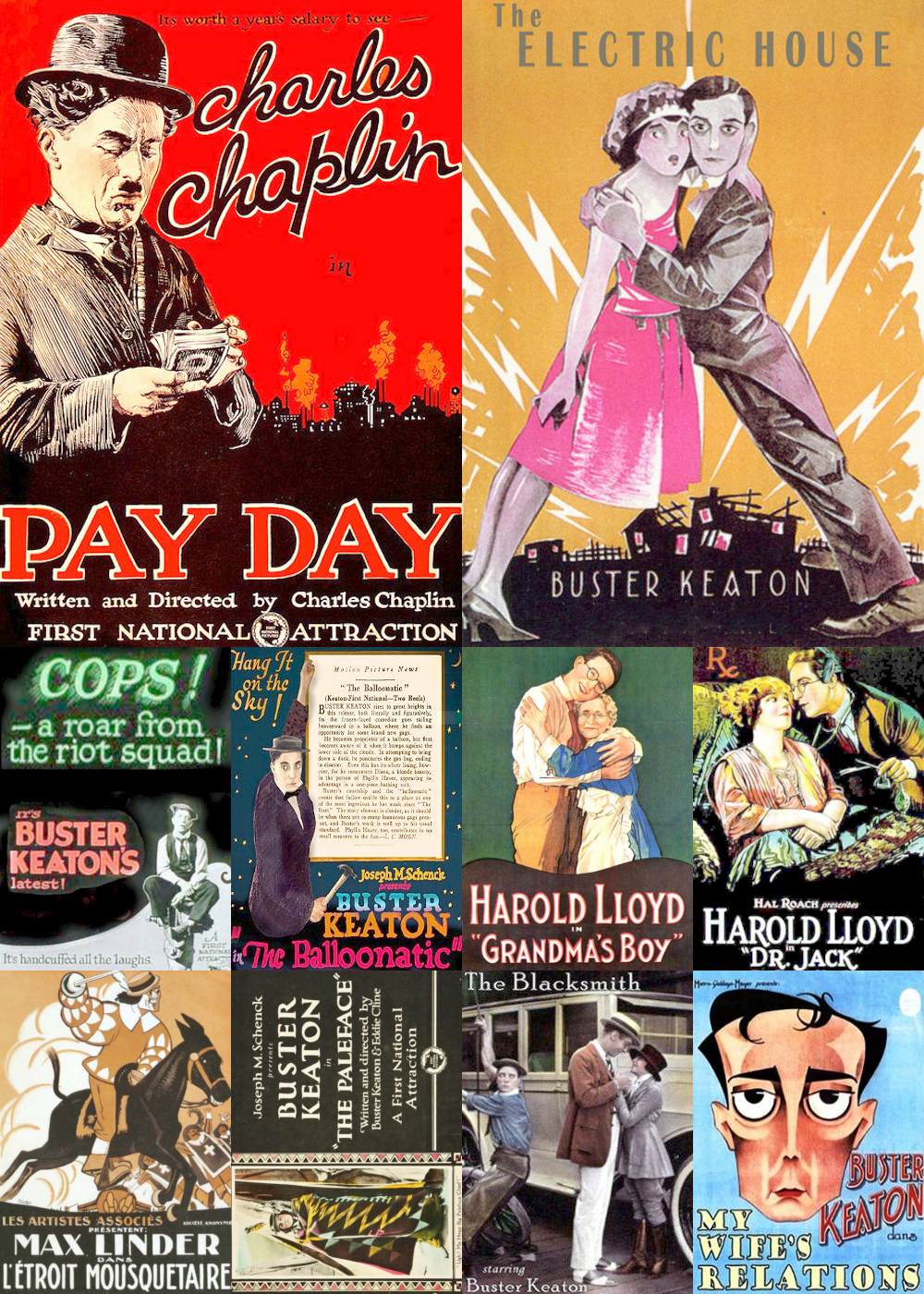 Top 10 Comedy Movies 1922