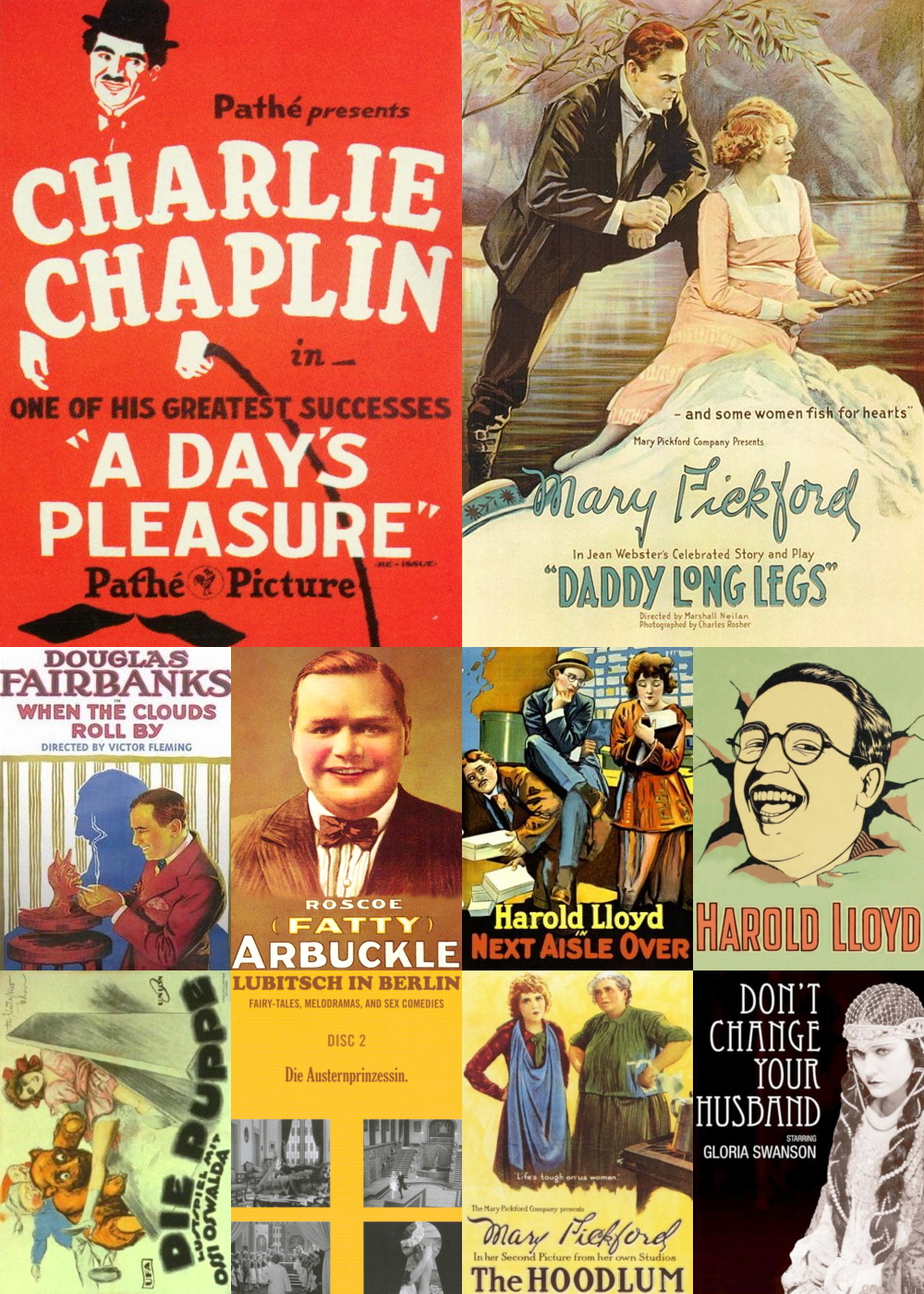 Top 10 Comedy Movies 1919