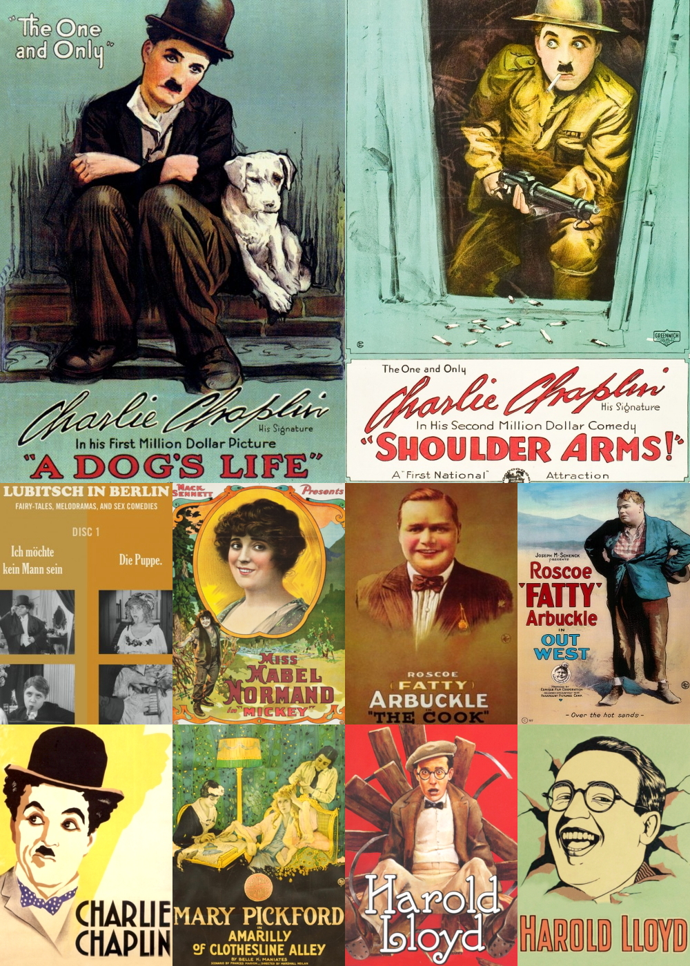 Top 10 Comedy Movies 1918