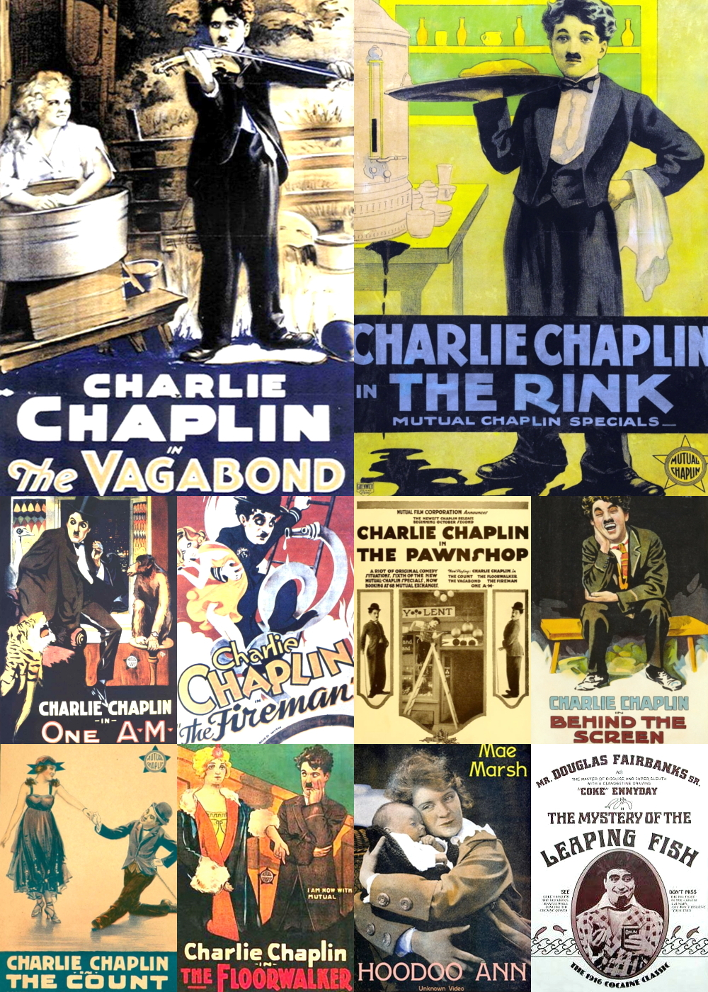 Top 10 Comedy Movies 1916