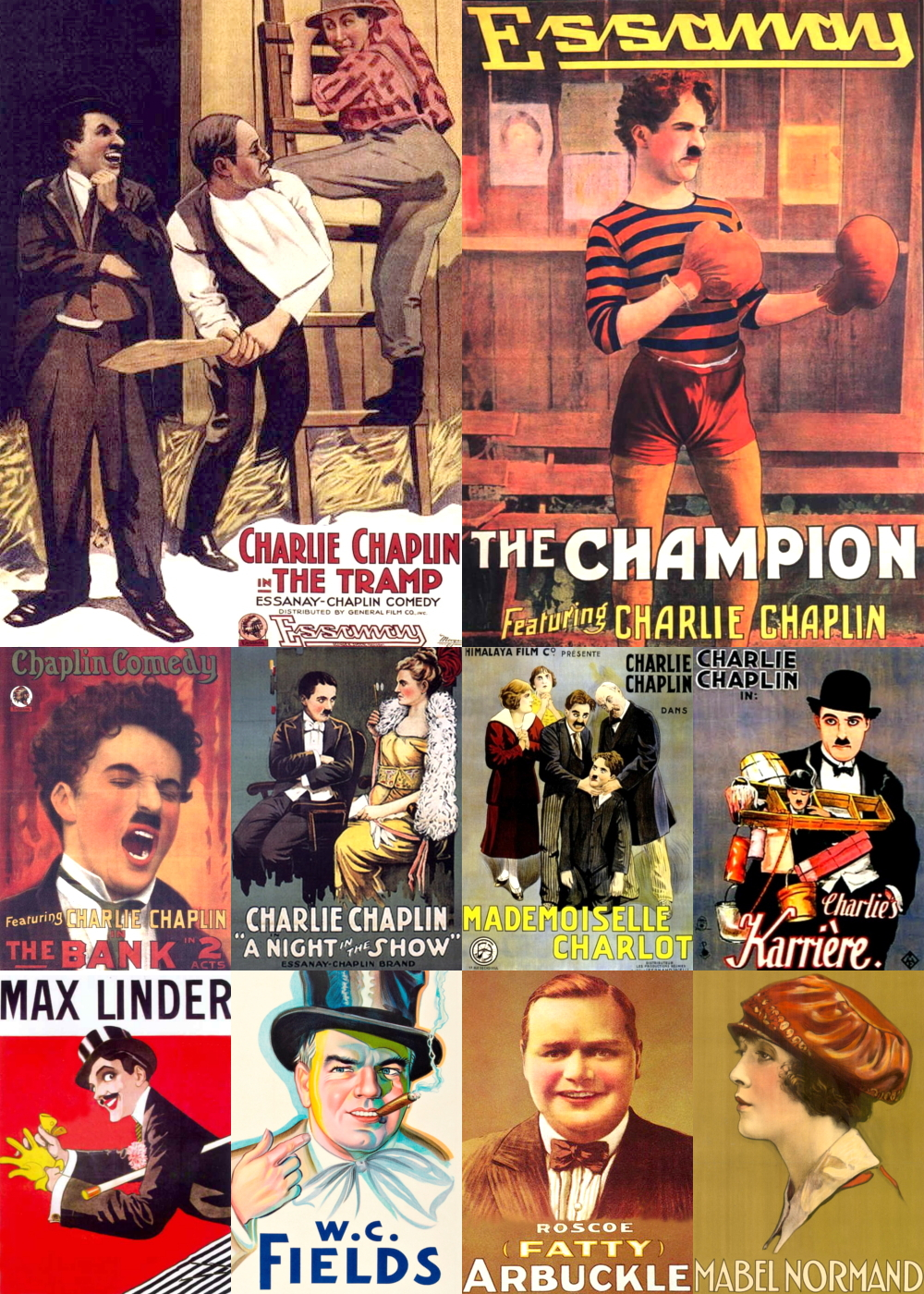 Top 10 Comedy Movies 1915