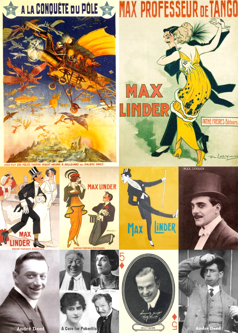 Top 10 Comedy Movies 1912