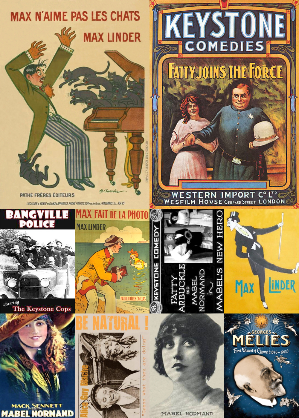 Top 10 Comedy Movies 1913