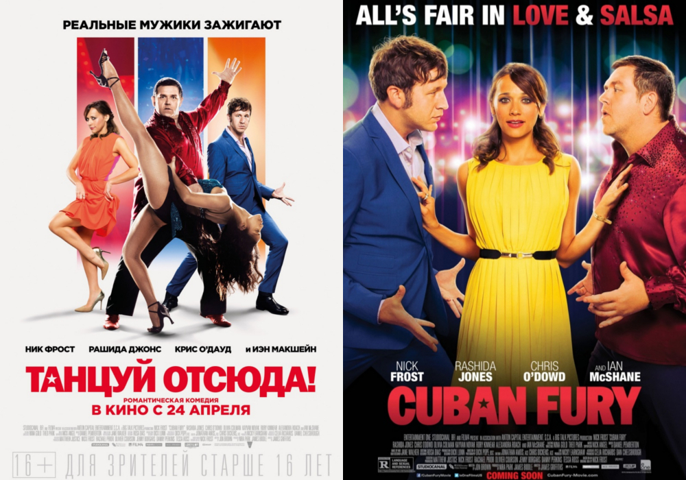 Cuban-Fury