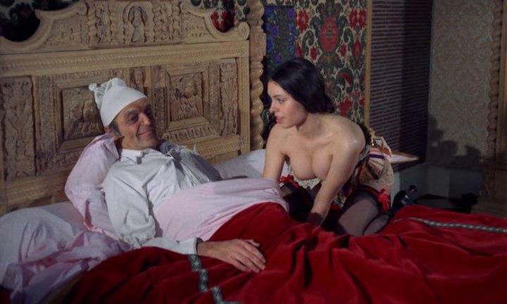 эротика секс служанка французский фильм
