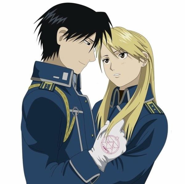 Рой и Лиза