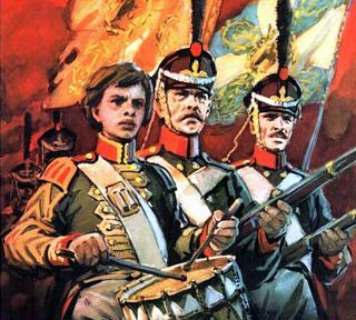 КиноУхо - 36. Отчет. Война 1812 года в кино: от великого до смешного.