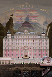 Отель Гранд-Будапешт | The Grand Budapest Hotel