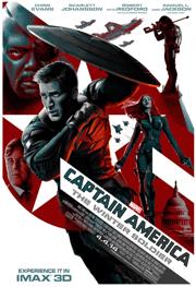 Первый мститель: Другая война | Captain America: The Winter Soldier