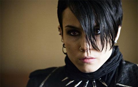 Девушка с татуировкой дракона | Män som hatar kvinnor - Нуми Рапас