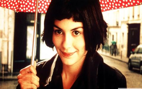 Амели  l Le Fabuleux destin d'Amélie Poulain. Одри Тоту