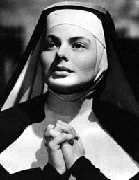 Ингрид Бергман. Колокола святой Марии