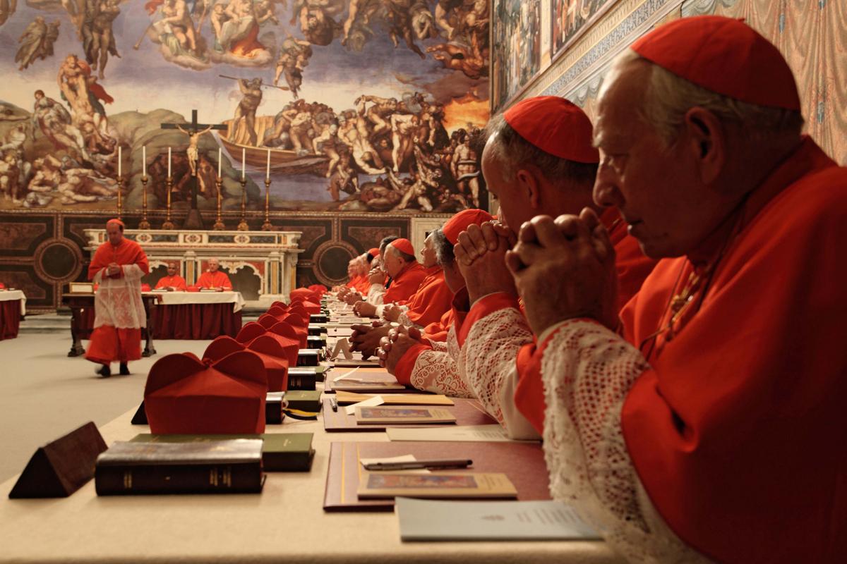У нас есть Папа Моретти