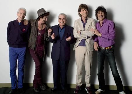 Скорсезе Rolling Stones