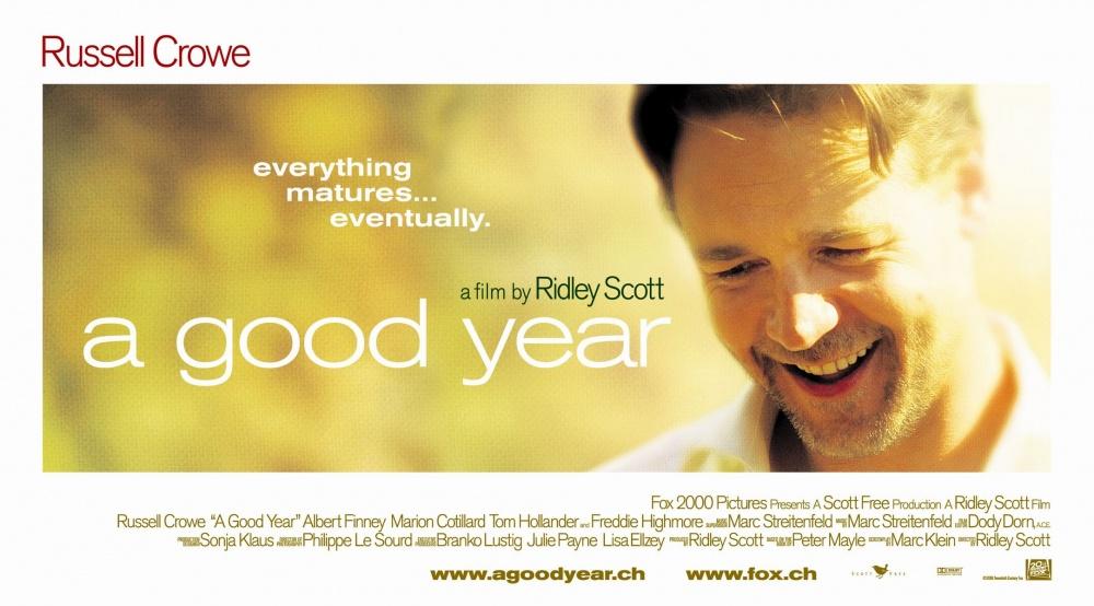 Хороший год Ридли Скотт