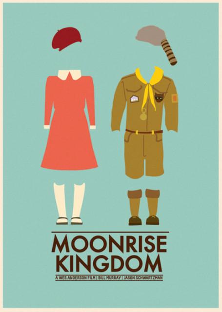 Королевство полной луны постер