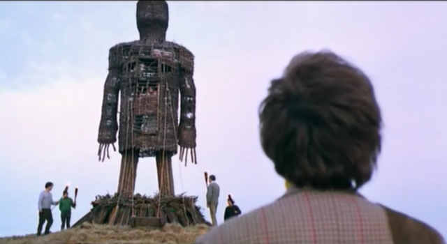 трикольорні думи - Плетёный человек (1973) реж. Робин Харди ...