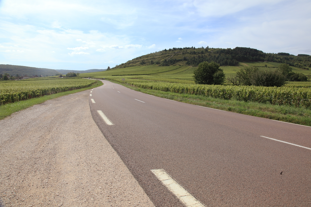 la route des grands vins