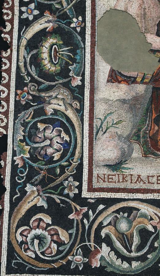 severian mosaic ornament