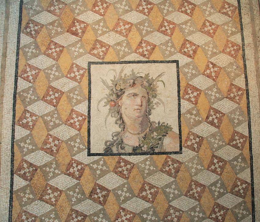 daphne mosaic