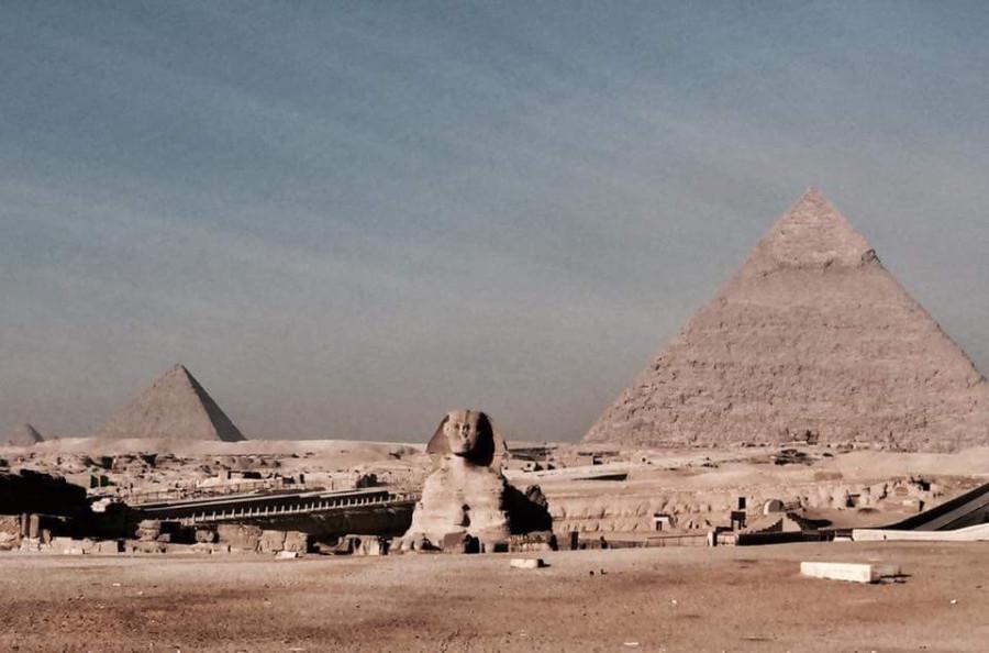 sphinx retro