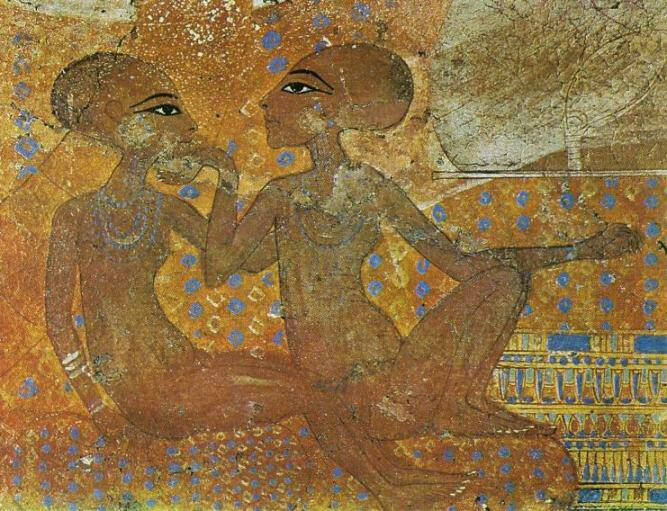 akhenaten's daughters