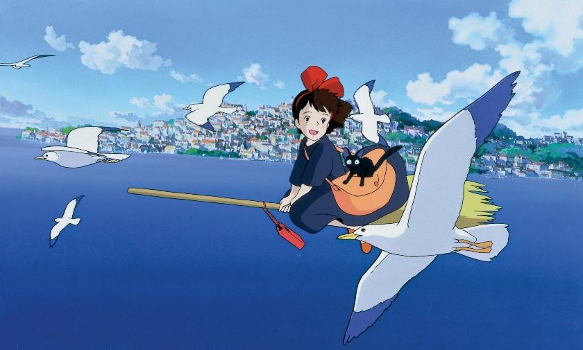 Kiki S Delivery Service Movie Anime News Network Bokep-ID