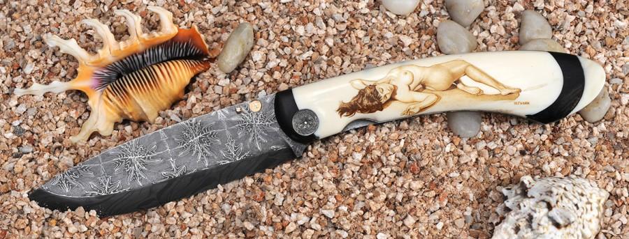 Нож для пляжной охоты 1