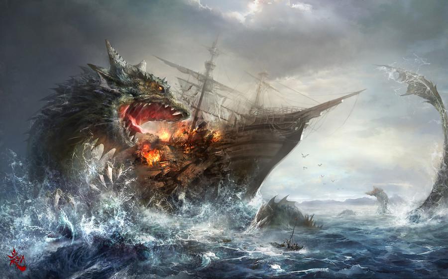 1200x749_12706_2011_12_17_2d_fantasy_illustration_monster_sea_monster_ship_wreck_picture_image_digital_art
