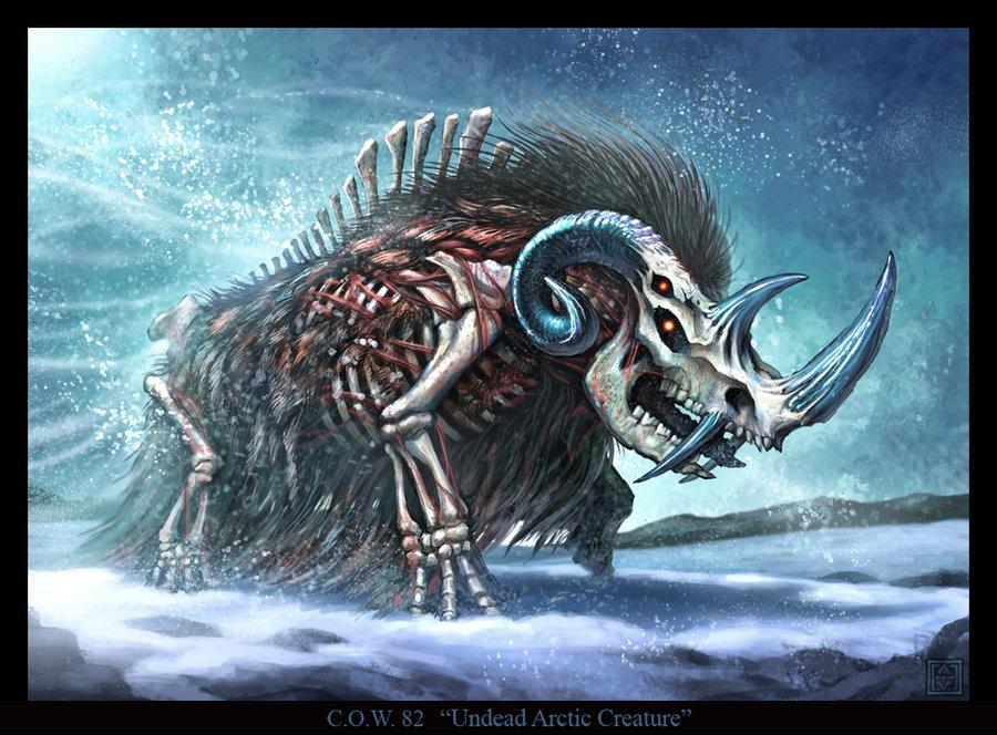 Undead_Arctic_Creature_by_VegasMike