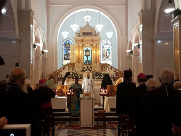 Католики чаевничают