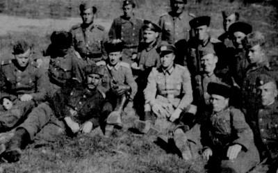 Дивизион Дон 1-го Донского полка.назаренко в фуражке
